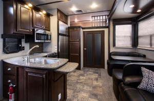 Voltage Toy Hauler Review Complete Luxury Windish Rv Blog
