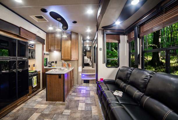 Putting The Fuzion Toy Hauler To The Test Windish Rv Blog