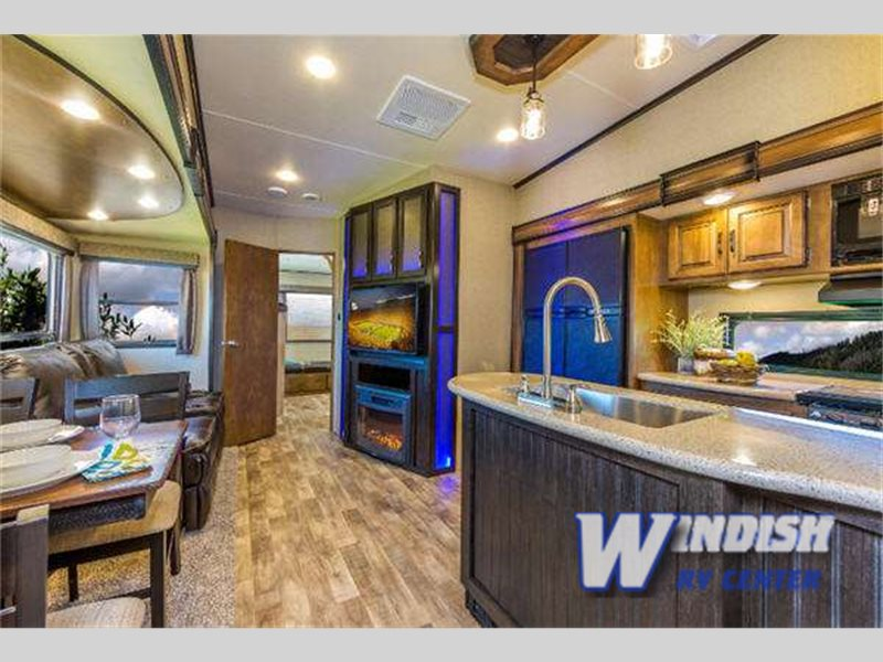 Grand Design Fifth Wheels Solitude Reflection And