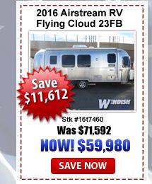 AirSteam Flying Cloud 23FB on sale