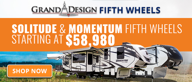 Grand Design Fifth Wheels for Sale