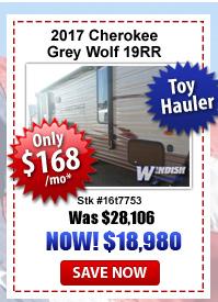 Grey Wolf 19RR on sale