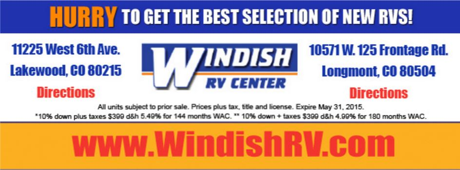 Windish RV Directions
