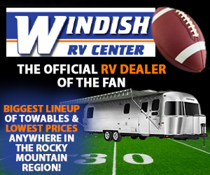Tailgating season is here windish rv has the perfect rv for game day