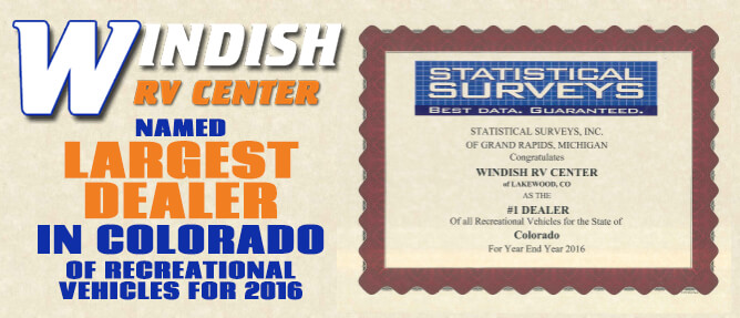 Windish RV Largest RV Dealer in Colorado