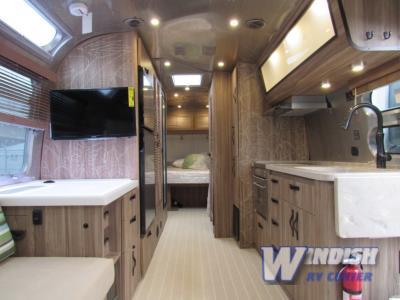 Airstream Tommy Bahama Travel Trailer Interior