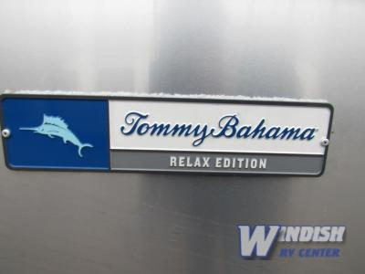 Airstream Tommy Bahama Travel Trailer Logo
