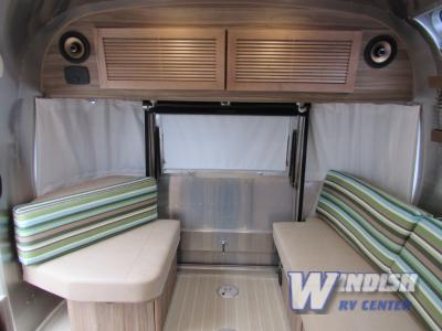 Airstream Tommy Bahama Travel Trailer Seating