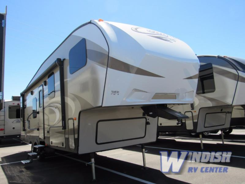 Half Ton Towable Fifth Wheels >> Keystone Cougar Half Ton Series And X Lite Lightweight