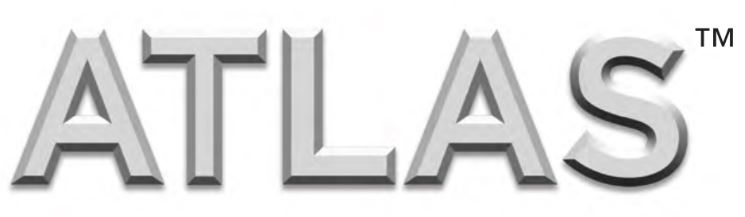 Airstream Atlas Class B+ Diesel Motorhome logo Atlas