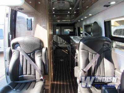 Airstream Interstate Lounge Class B Motorhome Interior 2
