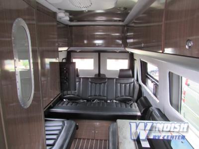Airstream Interstate Lounge Class B Motorhome Interior
