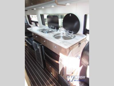 Airstream Interstate Lounge Class B Motorhome Kitchen