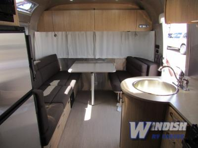 Airstream Flying Cloud Travel Trailer Camper Interior