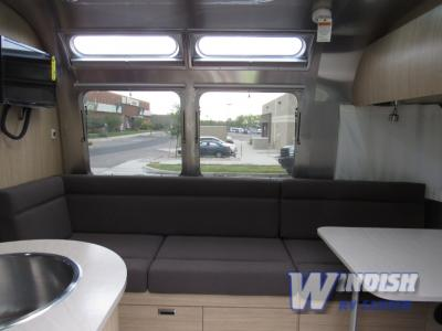 Airstream Flying Cloud Travel Trailer Camper Windows